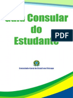 Guia Consular Do Estudante Consulado-Geral Do Brasil Em Chicago 2013