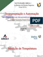 14- Medição de Temperatura
