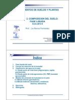 Unidad 2.2 Composicion Del Suelo_Fase Liquida