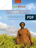 Grow Africa - Annual Report 2014