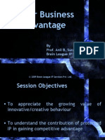IP for Business Advantage