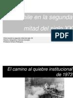 Chile en La Segunda Mitad Del Siglo XX (Version Extendida)