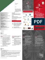 Jornadas internacionales Médico-Sociales sobre coagulopatías congénitas y enfermedades raras