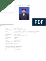 contoh cv dalam pdf