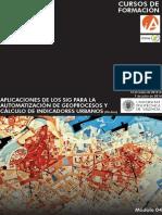 Aplicaciones de Los Sig Indicadores Urbanos