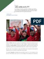 Crónica de Un Chileno en Venezuela