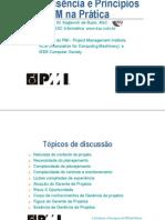 Essencia Principios PM Pratica PMIRS