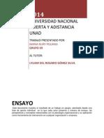 ENSAYO MariaNuryPolania