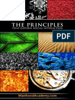Principles That Govern Social Interactions