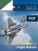 F-15C DCS Flaming Cliffs Flight Manual En