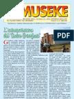 Museke Anno 3 - N. 6 - Aprile 2008