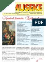 Museke N. 11 - Natale 1998