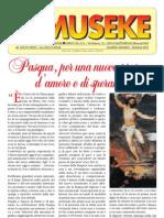 Museke N. 15 - Pasqua 2001