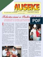 Museke N. 21 - Ottobre 2004