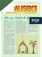 Museke N. 25 - Dicembre 2005