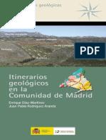 Rutas Itinerarios Geologicos Madrid España Spain