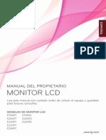 Monitores Lcd de Lg