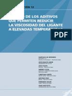 Aditivos Reductores Viscosidad ASEFMA 2009