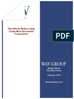 WAV Group Study - How Home Financing affects the home search process.