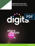 Digits Research Brochure