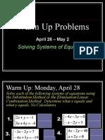 wu april 28 - may 2 - no ans