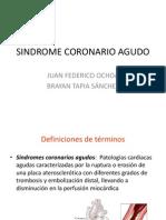 Sindrome Coronario Agudo Dr. Romulo.