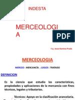 CURSO MERCEOLOGIA
