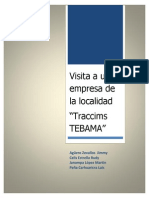 Traccims Tebama s Apl