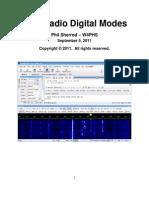 Ham Radio Digital Modes