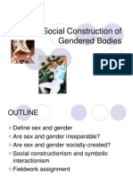 10-06-08 the Social Construction of Gendered Bodies