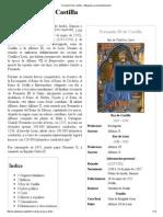 Fernando III de Castilla - Wikipedia, La Enciclopedia Libre