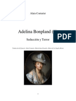 Adelina Bonpland - Alain Couturier