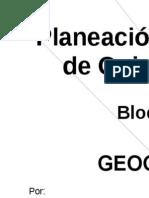 Plan - 5to Grado - Bloque IV - Geograf a(1)
