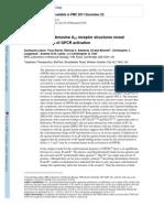 Interaccion Adenosina y NECA