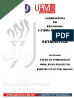 Antología Estadística Inferencial.