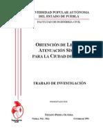 Leyes de Atenuación Puebla _Tiziano_ - Copia