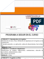 Curso Logistica - Unidad 1