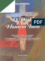 MIRANDA, Ana (Autora Portuguesa)_O Diabo É Um Homem Bom