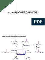 Clase 2 Ac. Carboxilicos