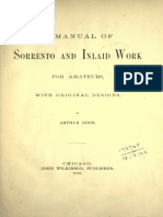 Manual of Sorrento & Inlaid Work