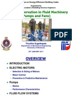 Energy Conservation in Fluid Machinery (2)