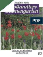 Siegfried Stein - Großmutters Blumengarten