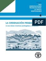 FAO Ordenación Pesquera
