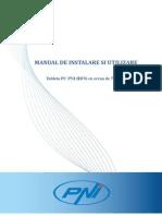 Manual Utilizare Tableta PC PNI HD76