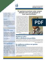 Informe Itajubá nº5 2010