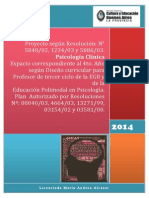 DC Psicologia Clinica