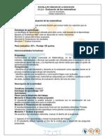 Guia Trabajo Colaborativo 2 Evaluacion de Las Matematicas 2