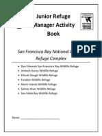 junior refuge manager activity book