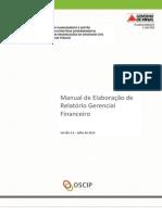 Manual de Elaborao Do Relatrio Gerencial Financeiro Vr2 2