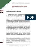 1. Aronson_Lavision Weberiana Del Conflicto Social.